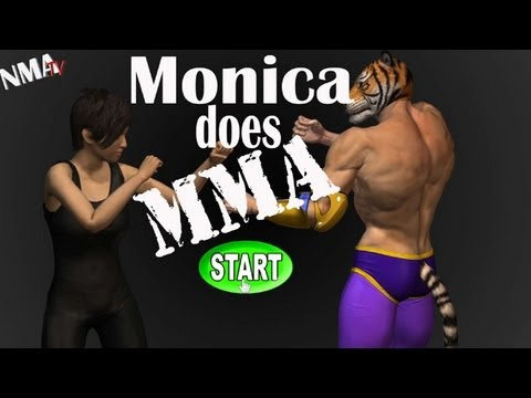 Next Media Animation vs. Mixed Martial Arts at NYC