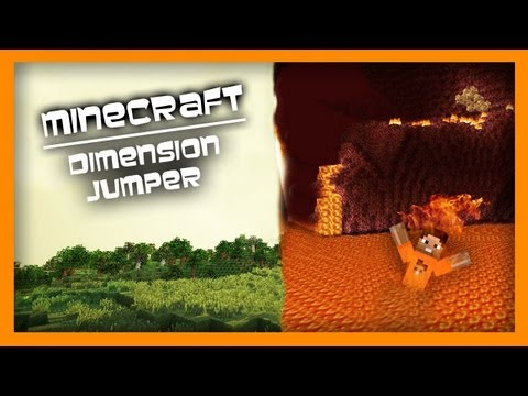 ► Minecraft - Dimension Jumper ◄ Part. 3 [Slovenský Letsplay] - Fail,fail,fail ....