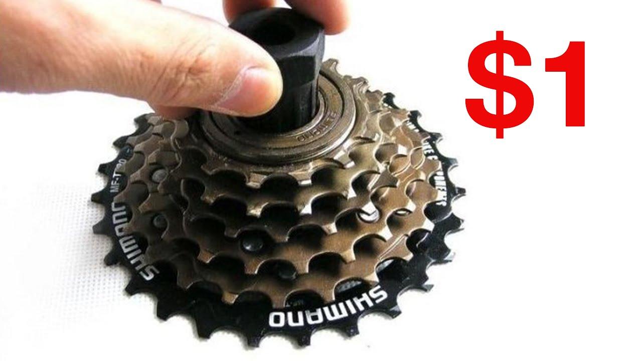Съемник для трещотки велосипеда