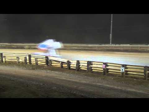 Williams Grove Speedway 410 Sprint Car Highlights 3-27-15