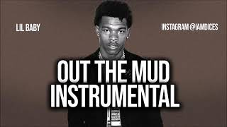 LIL BABY out the mud. feat futures instrumental version