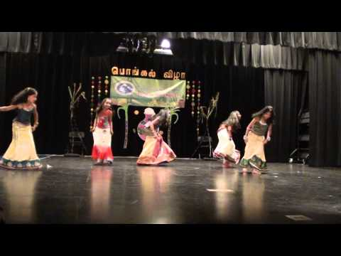 Batm Pongal Vizha 2014 -  Kids Dance For  'nee Varum Pothu'  Song video