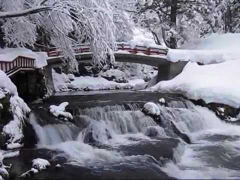 銀山温泉 雪化粧2009  [ Ginzan-onsen Hot Spring - Snow Scean ] video