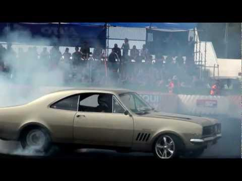 Gazzanats WA - 2013 - WBR 383  - Monaro - Burnout Final