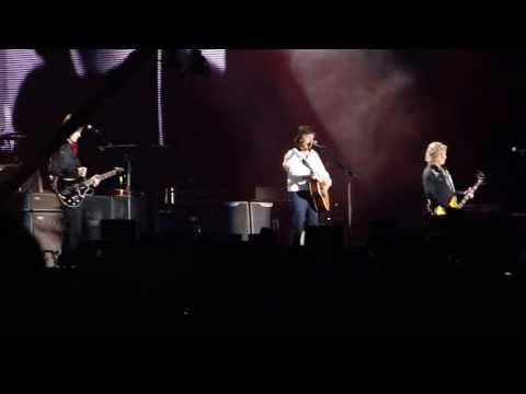 Paul McCartney - Something - Belo Horizonte (Mineiro 2013)