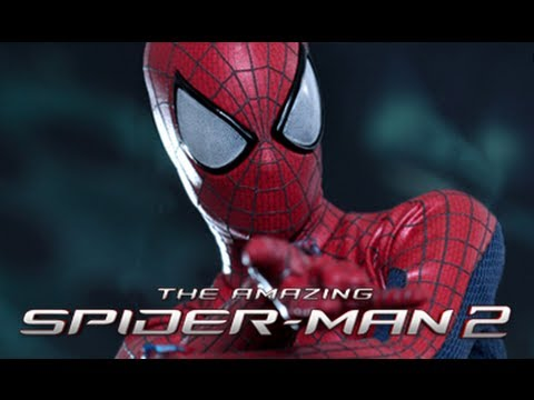 The Amazing Spider-Man 2 Hot Toys Sixth Scale Figure