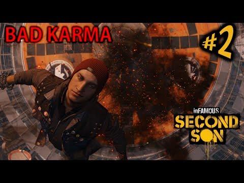 inFAMOUS Second Son [Bad Karma] - Parte 2: Bioterrorista! [ Dublado em PT-BR - Playstation 4 ]