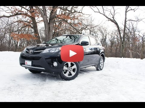 2015 Toyota Rav4 Review   2015 Toyota Rav4 Test Drive   Chicago News