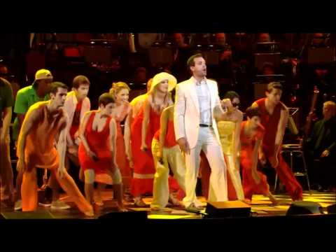 Adam Pascal – One Night In Bangkok – Chess In Concert