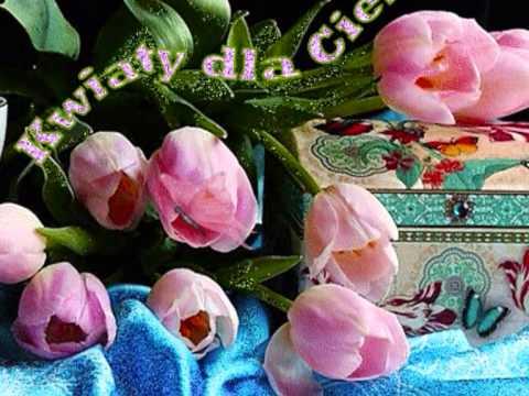 Dla Przyjaciółki W Dniu Urodzin ... Wszystkie Kwiaty Dla Ciebie