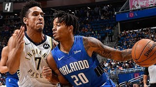 Indiana Pacers vs Orlando Magic - Full Game Highlights | Novemer 10, 2019 | 2019-20 NBA Season