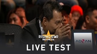 Expert Moment 34 Anang 34 Live Test Rising Star Indonesia 2016