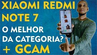 Xiaomi Redmi note 7 - Desempenho e fotografia com Gcam de arrasar (Analise completa)