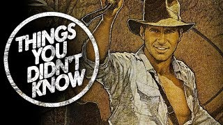 9 Things You (Probably) Didn't Know About Indiana Jones  from CineFix