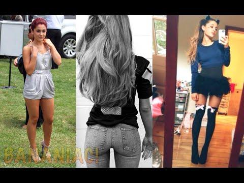 Ariana Grande Vegan Weight Loss Transformation