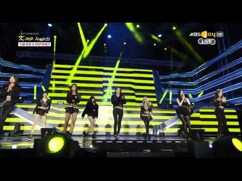 140212 Girls' Generation - I Got A Boy  Gaon Chart K-pop Awards [1080p] video