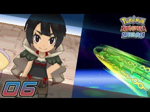Pokémon Rubí Omega / Zafiro Alfa Capítulo 6 - Episodio Delta