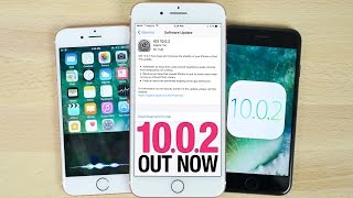 iOS 10.0.2 Released - Everything You Need To Know!