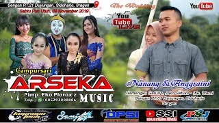 Live ARSEKA MUSIC || BG AUDIO || SANJAYA MULTIMEDIA - Sengon RT.21 Duyungan Sidoharjo 08/11/2019