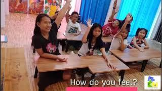 สอนภาษาอังกฤษแบบ Game show