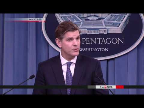 Japan, US, S.Korea discuss N.Korea missiles