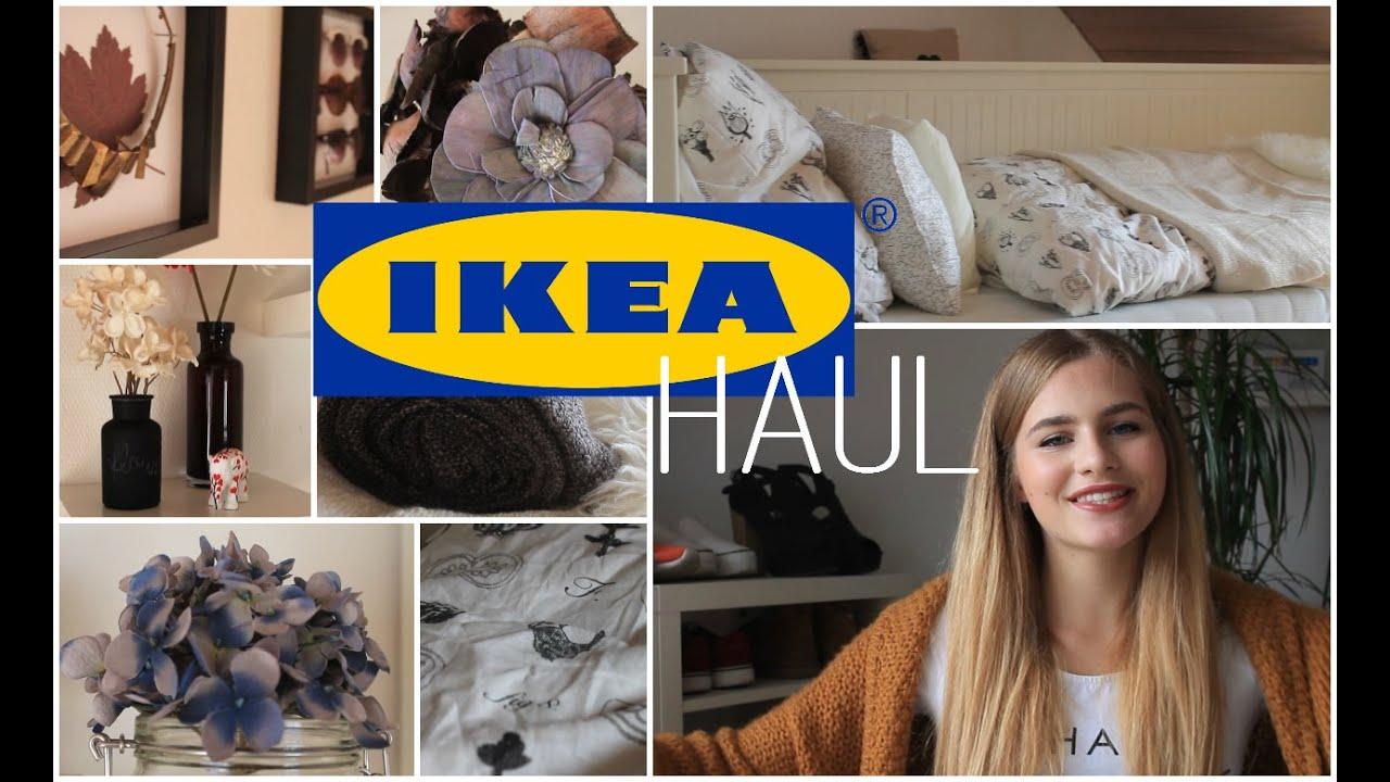 Couronne De Noel A Faire Soi Meme En Bois : XXL IKEA HAUL  Decoration Haul  YouTube