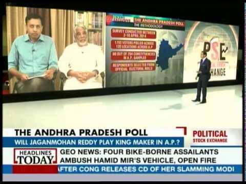 Political Stock Exchange: Battle for Andhra Pradesh, Part 1