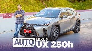 Lexus UX 250h: 19,7 km/l na cidade e preço de Mercedes GLA