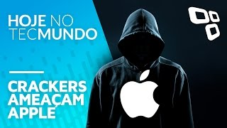 Crackers ameaçam Apple - Hoje no TecMundo
