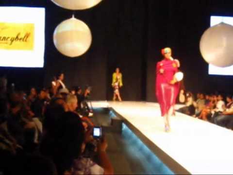 Tejidos Nancybell (Perú Moda 2010)