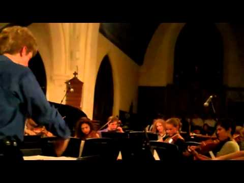 Contemporaneous plays Bear McCreary's Passacaglia (excerpt)