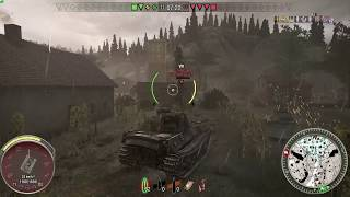"Japanese heavy tank ""The Nameless"" - World of Tanks - WoT - Valkyria Chronicles - Xbox One gameplay"