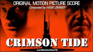 CRIMSON TIDE Soundtrack Score Suite Hans Zimmer