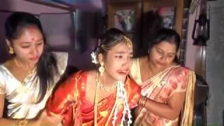 চন্দ্ৰালীৰ জোৰনৰ ভিডিঅ,,,Chandrali weds Dipumoni,, (No Edit)Nalbari.