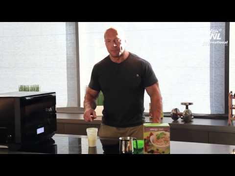 Денис Семенихин готовит овсяную кашу Energy Diet, как правильно похудеть, NL Products