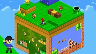 Super Mario Bros. Cubed