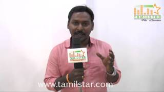 Sharath At Aviyal Movie Team Interview