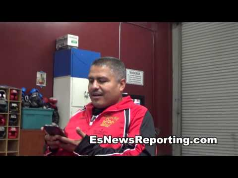 brandon rios does he want danny garcia next? esnews boxing