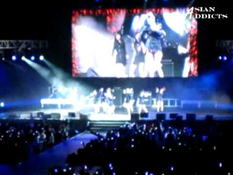 [fancam] 100904 SNSD - Run Devil Run @ SM TOWN Live in Staples Center, Los Angeles