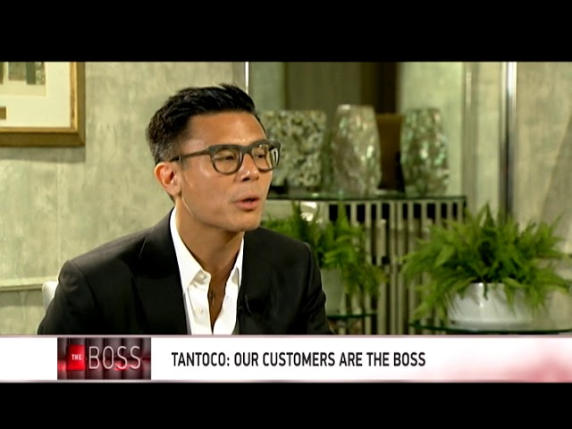 Rustan's boss takes care of his employees