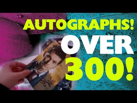My Autograph Collection #1 video