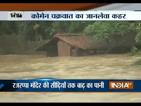 Cyclone Komen Aftermath: Flood Situation Grim in Bengal, Odisha and Manipur - India TV