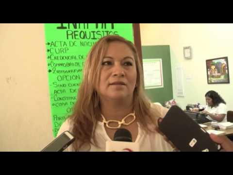 Se accidenta Delegada del INAPAM, cuando viajaba a Tuxtepec