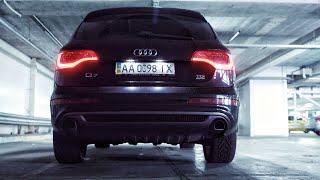 Audi Q7 - лучший из немецкой тройки.