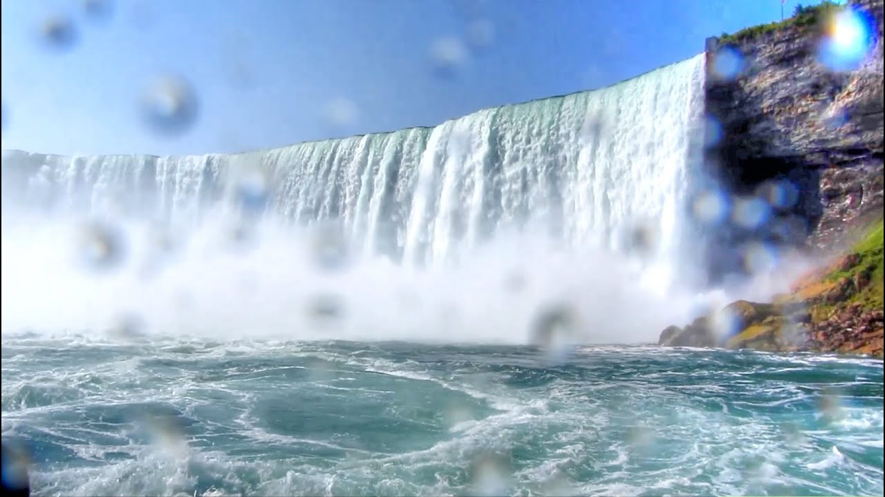 Niagara Falls And Maid Of The Mist Youtube