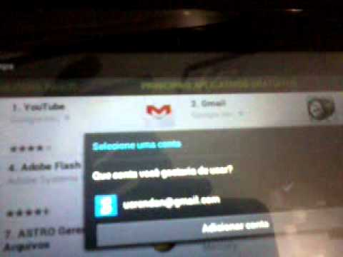 Como Instalar e Google Play Store no Tablet Foston FS-M787