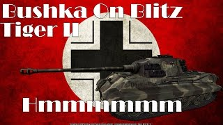 Wot Blitz Tiger Two Guide Review Gameplay