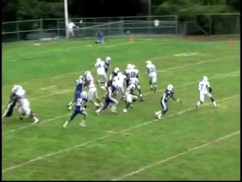 Khalif Herbin 2011 Senior Highlight Preview (first 5 games)