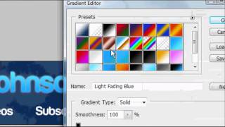 Adobe Photoshop Website Design Tutorial (Medium Difficulty)