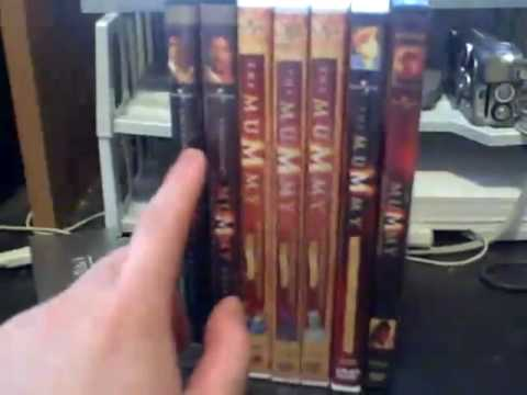 The Mummy DVD Collection (O'Connells Chronicles)